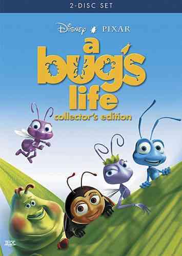 BUG'S LIFE (COLLECTOR'S EDITION) (DVD)